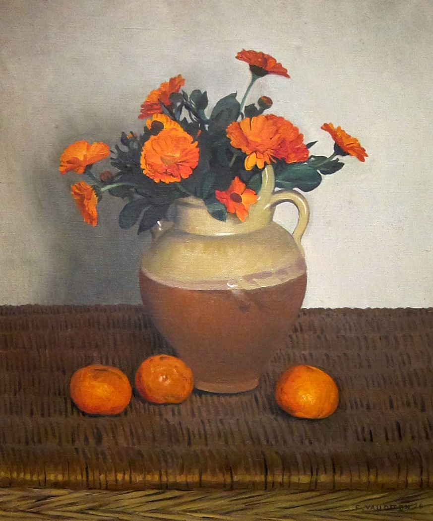 Marigolds and Tangerines