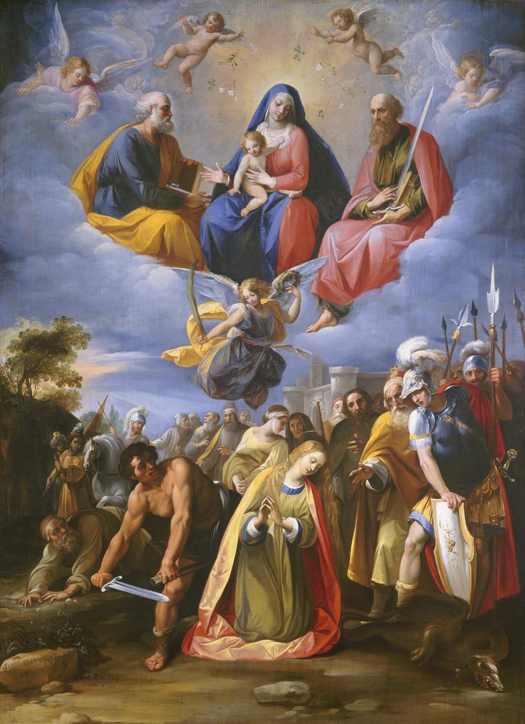 Martyrdom of Saint Margaret
