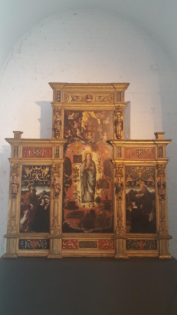Mary Altarpiece