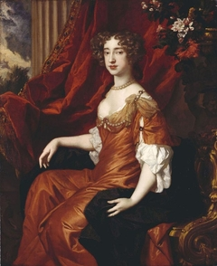 Mary II (1662-94), when Princess of Orange