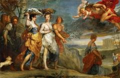 Mercury beholds Herse