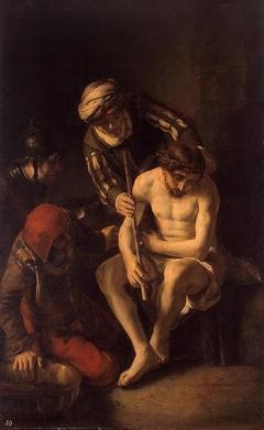 Mocking of Christ