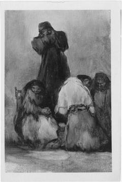 Mönchspredigt