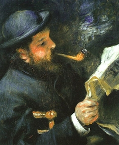 Monet that reads