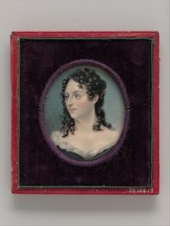 Mrs. George Catlin (Clara Bartlet Gregory)