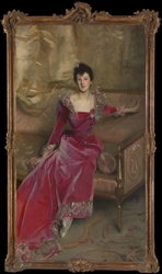 Mrs. Hugh Hammersley