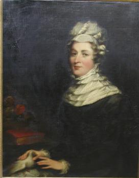Mrs. John Trumbull (Sarah Hope Harvey)(1774-1824)