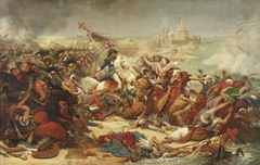 Murat Defeating the Turkish Army at Aboukir