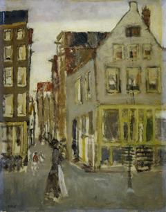 neighborhood in Jordaan (Lauriergracht & 2e Laurierdwarsstraat)