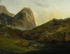 Norwegian landscape, Jordalsnuten