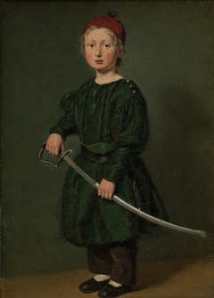 One of the Artist's Sons