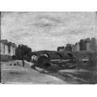 Paris. Le Pont-neuf