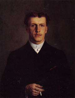 Paul Vallotton, the Artist's Brother