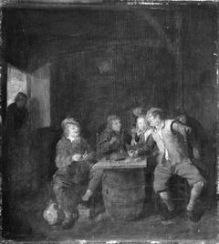 Peasants at an Inn