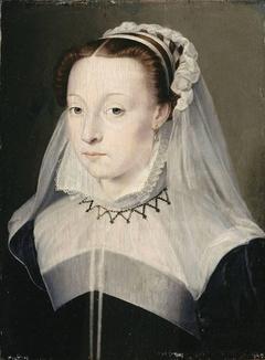 Portrait de femme inconnue