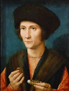 Portrait of a Goldsmith