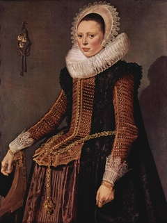 Portrait of a Woman Standing (Kassel)