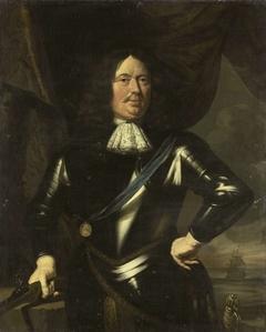 Portrait of an Admiral, possibly Adriaen Banckert, Vice-Admiral of Zeeland