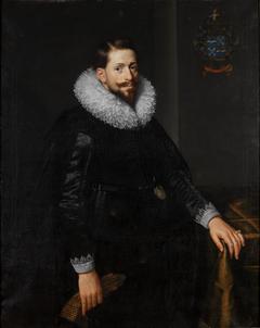 Portrait of Antoine van Hilten