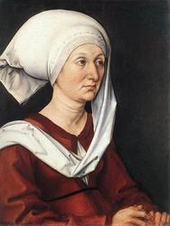 Portrait of Barbara Holper