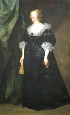 Portrait of Christiana Bruce, Lady Cavendish, Countess of Devonshire (d.1675)