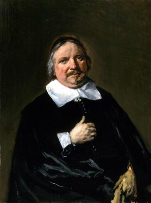 Portrait of Cornelis Guldewagen