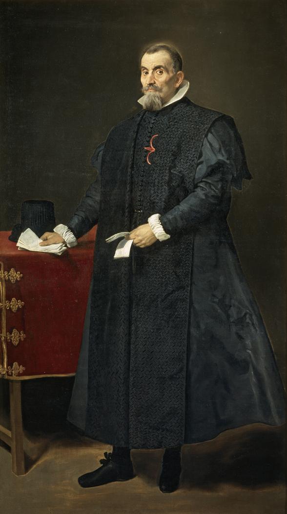 Portrait of Don Diego de Corral y Arellano