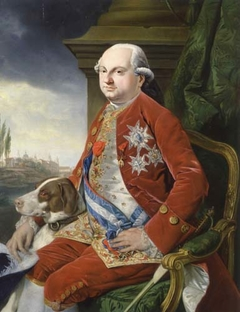 Portrait of Ferdinand I, duke of Parma