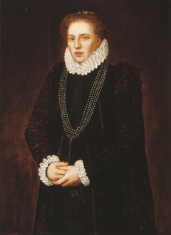 Portrait of Françoise de Witte (d. 1605/6)