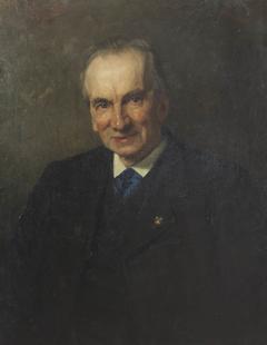 Portrait of Frederik Willem van Eeden