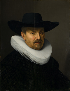 Portrait of Jacob Backer (1572-1643) (copy)