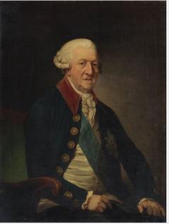 Portrait of James Caulfield, 1st Earl of Charlemont