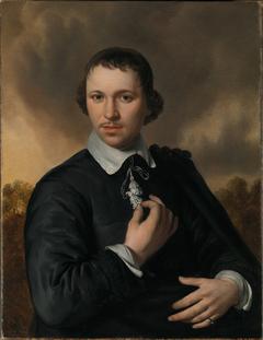 Portrait of Jan van de Capelle (1624/'25-1679) ?