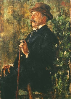Portrait of  John Lowell Gardner