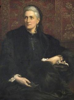 Portrait of Lady Harriet Sarah Wantage (1837–1920)