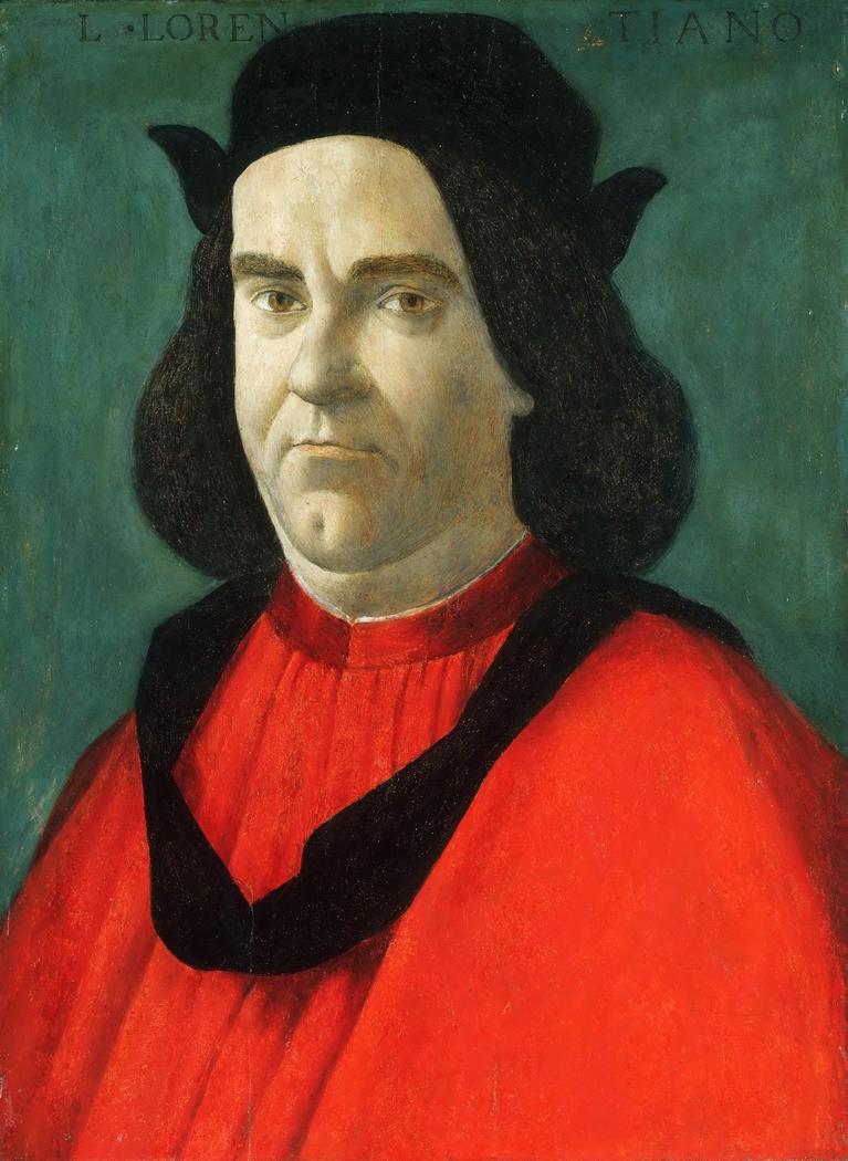 Portrait of Lorenzo de' Lorenzi