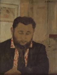 Portrait of male, Thadée Natanson