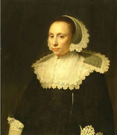Portrait of Maria Camerling