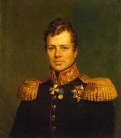 Portrait of Maxim I. Damas (1785-1862)