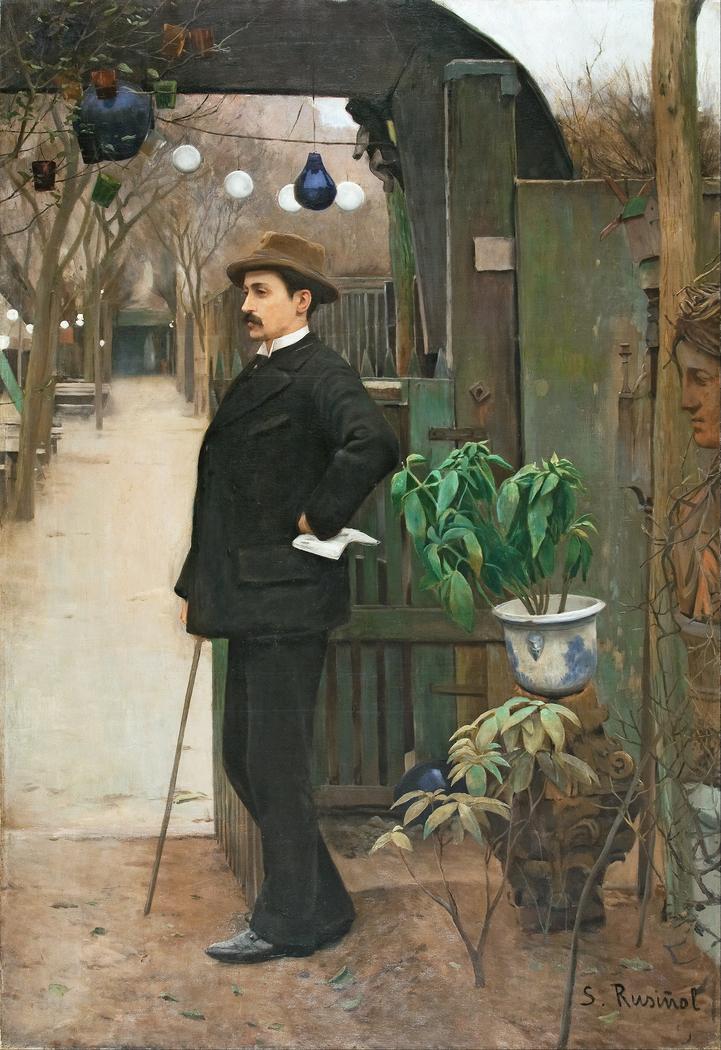 Portrait of Miquel Utrillo