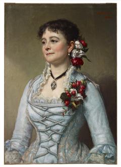 Portrait of Mrs. Richard T. Crane (Mary Josephine Prentice)