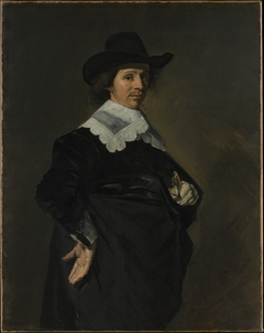 Portrait of Paulus Verschuur