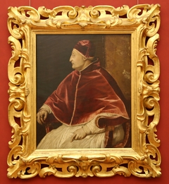 Portrait of Pope Sixtus IV
