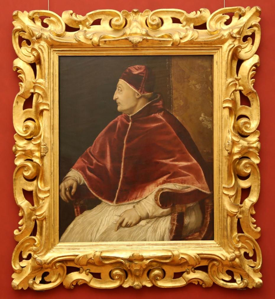 Portrait of Pope Sixtus IV