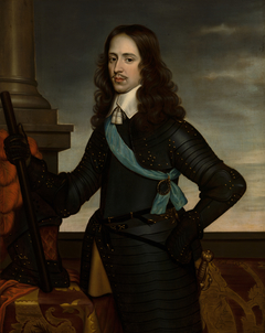 Portrait of Prince Willem II (1626-1650)