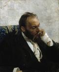 Portrait of Professor Ivanov