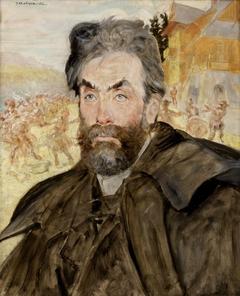 Portrait of Stanisław Witkiewicz