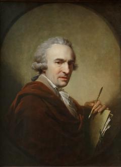 Portrait of the Architect La Tour