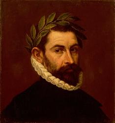 Portrait of the Poet Alonso Ercilla y Zuniga
