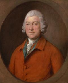 Portrait of Thomas Walker of Woodstock, Oxford (1724-1804)